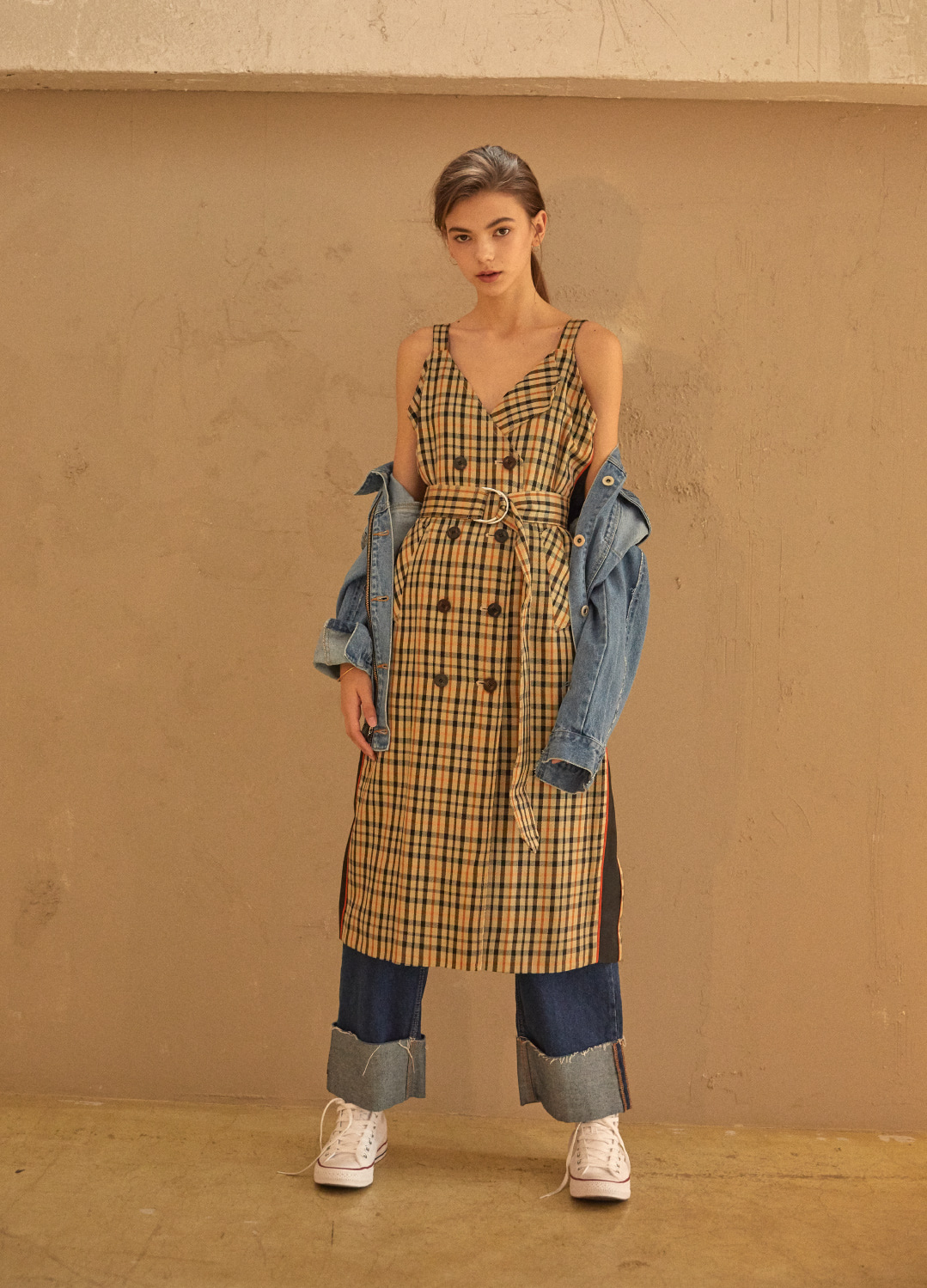 unbalance trench onepiece Check