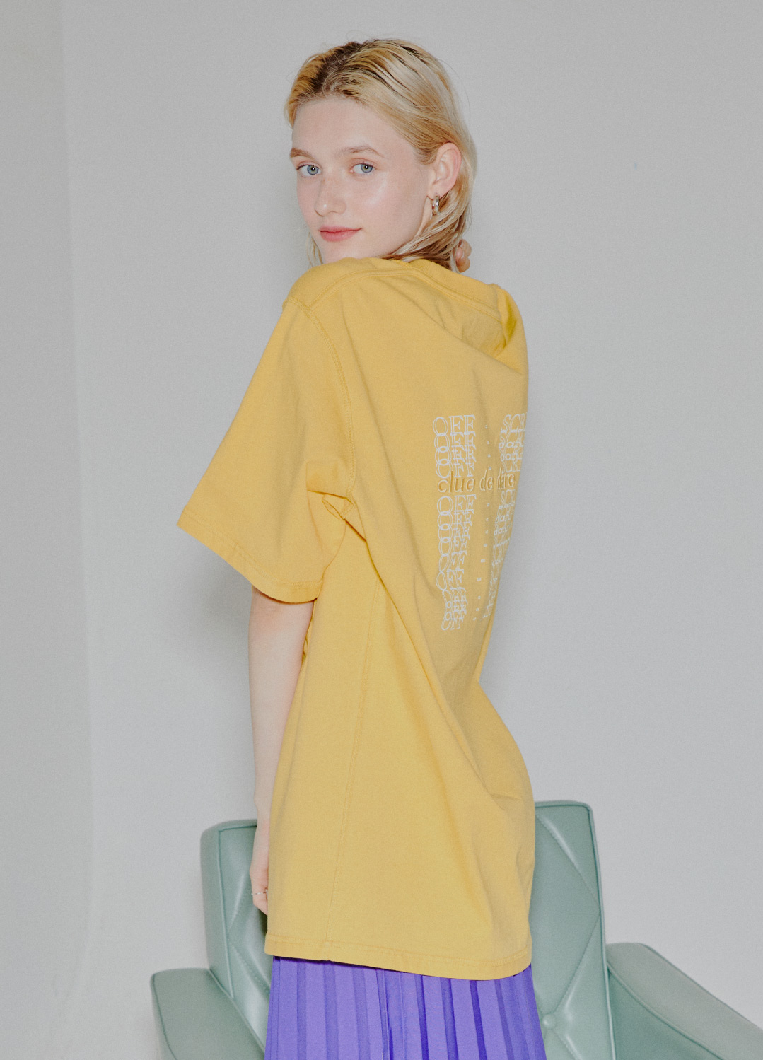 off-script t-shirts Yellow